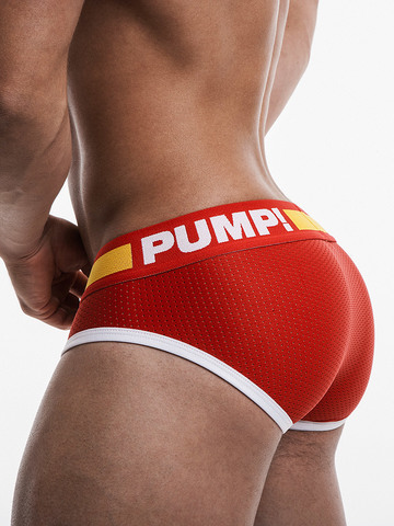 PUMP! Flash Brief rot