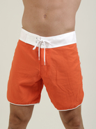 Sauvage Boarder Short orange