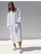 Rufskin Oasis Bathrobe white