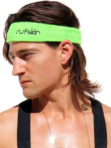 Rufskin Band neon green