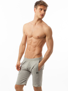N2N Basic Short heather