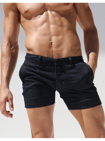Rufskin Palmer Denim-Shorts