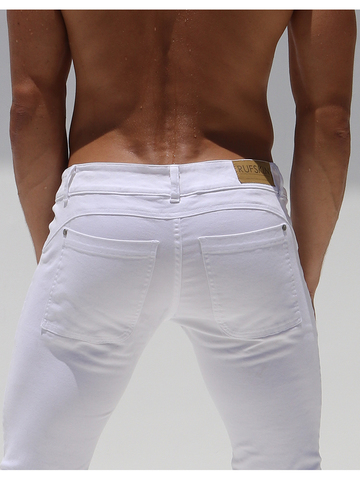 Rufskin Major Jeans weiss