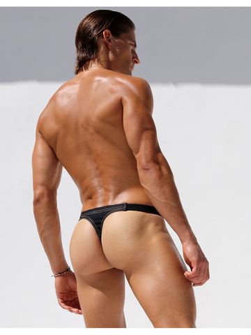 Rufskin Prince T-back Denim Brief