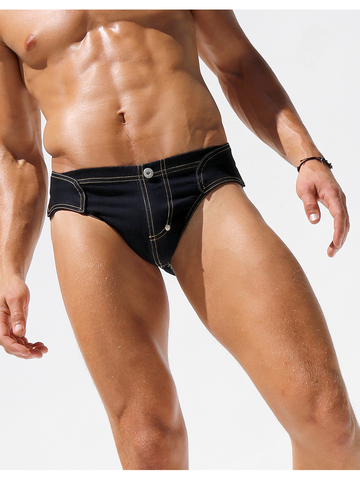 Rufskin Rob´s Denim-Brief indigo