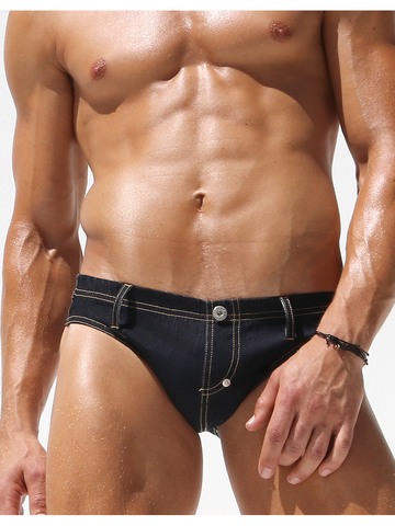 Rufskin Roman Denim-Brief indigo