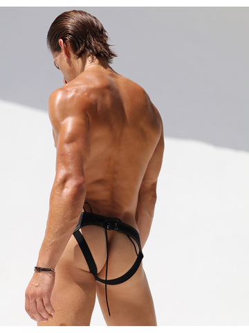 Rufskin Spoke Jockstrap denim