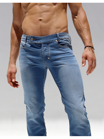 Rufskin Hustler Denim-Jeans distressed