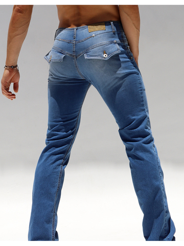 Rufskin Adnan Denim-Jeans distressed