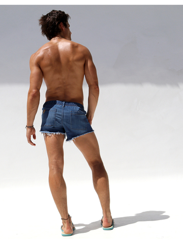 Rufskin Merida Denim-Shorts
