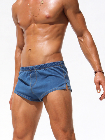 Rufskin Colt Denim-Shorts