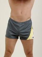 Sauvage Swim Shorts grey/white/y