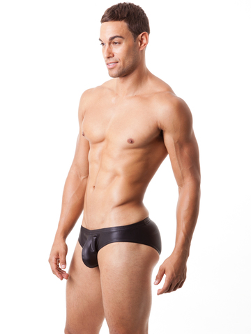 N2N Black Sport Brief