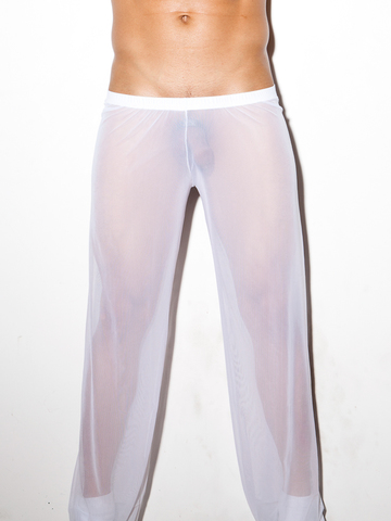 N2N Sheer Pants White