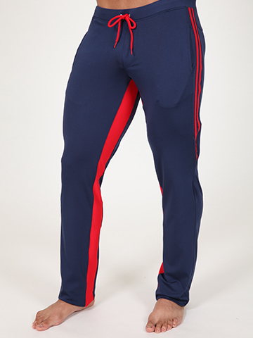 Pistol Pete A-Team Sporthose navy