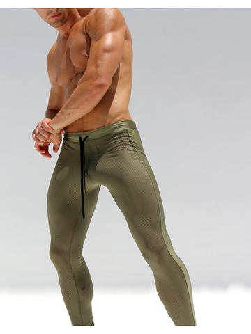 Rufskin Ricky Runner Tight olive