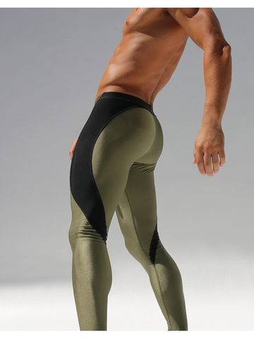 Rufskin Lynx Runner Tight olive
