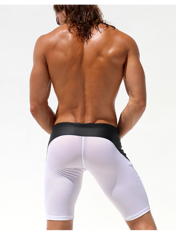 Rufskin Michka Biker-Tight weiss