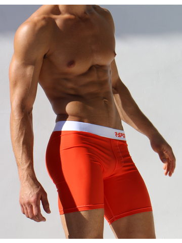 Rufskin Arcadio Cycle Shorts orange