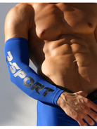 Rufskin Javelin Arm sleeve royal