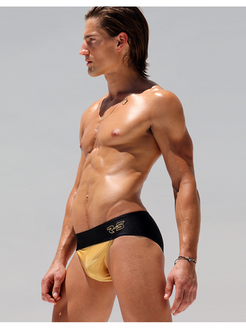 Rufskin Electro Sport-Brief black/gold