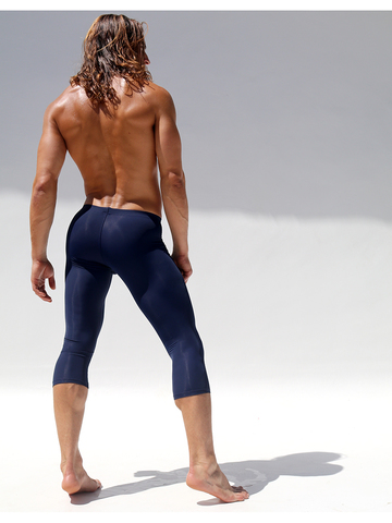 Rufskin Sprint 3/4 Runner Tights navy