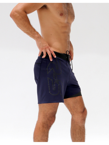 Rufskin Eight Sport-Short navy