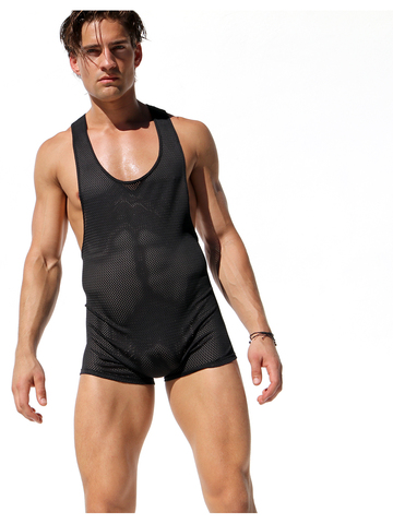 Rufskin Heat Mesh-Body black