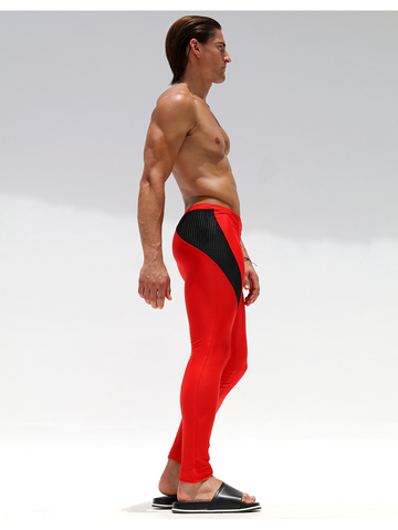 Rufskin Bait Sport-Tights rot