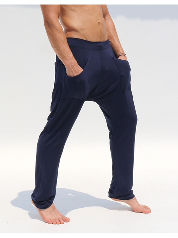 Rufskin Iggy Stretch Yoga Hose navy