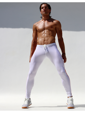 Rufskin Trophy Stretch Sport Tight weiss