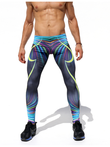Rufskin Whirl Stretch-Leggins