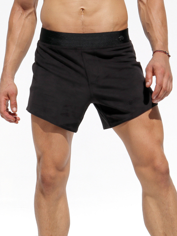 Rufskin Vast Short in Suede-Optic