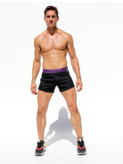 Rufskin Punch Workout-Shorts pur
