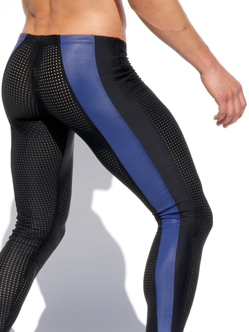 Rufskin Versus royal Mesh Sportleggins