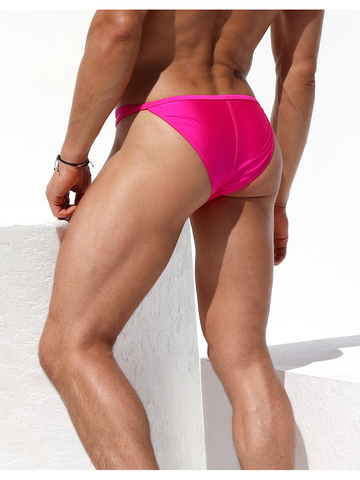 Rufskin Croisette Swim-Brief hot pink