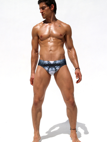 Rufskin Atomic Swim-Brief