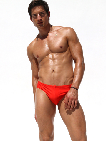 Rufskin Italo Swim-Brief red
