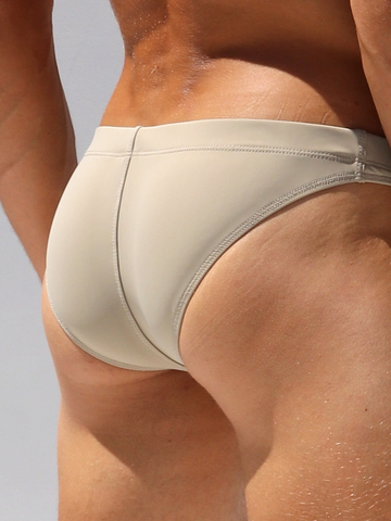 Rufskin Big D Swimbrief tan