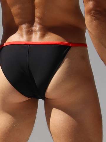 Rufskin Rex Swim-Brief schwarz