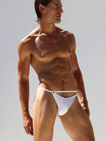 Rufskin Rex Swim-Brief weiss