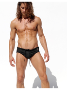 Rufskin Akos Swim-Brief schwarz