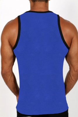 Pistol Pete Rivet Tank royal/weiss