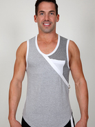 Pistol Pete Elite Tank gray