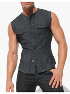 Rufskin Jameson sleeveless Veste