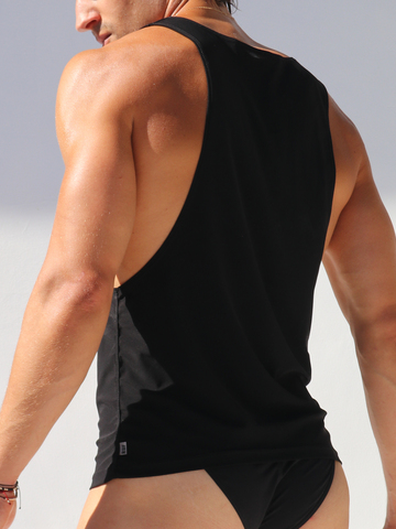 Rufskin Agadez Tank-Top black