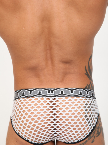 Pistol Pete XPOSE Brief white