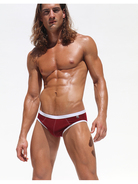 Rufskin Dojo Brief weinrot