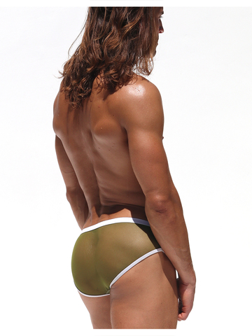 Rufskin Bulle Sheer-Brief olive