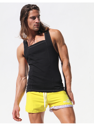 Rufskin Algo Tank Top black